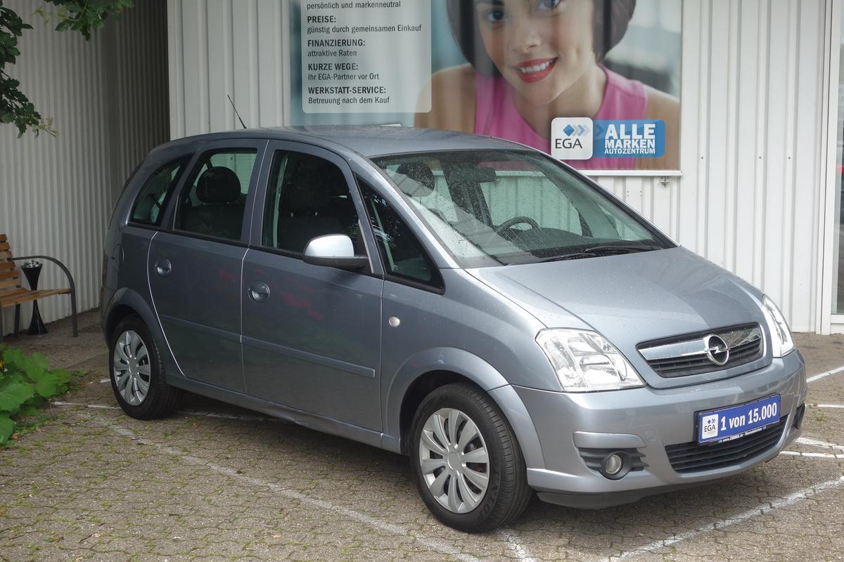 Opel Meriva 1,6 EDITION KLIMA RADIO CD ZVFB
