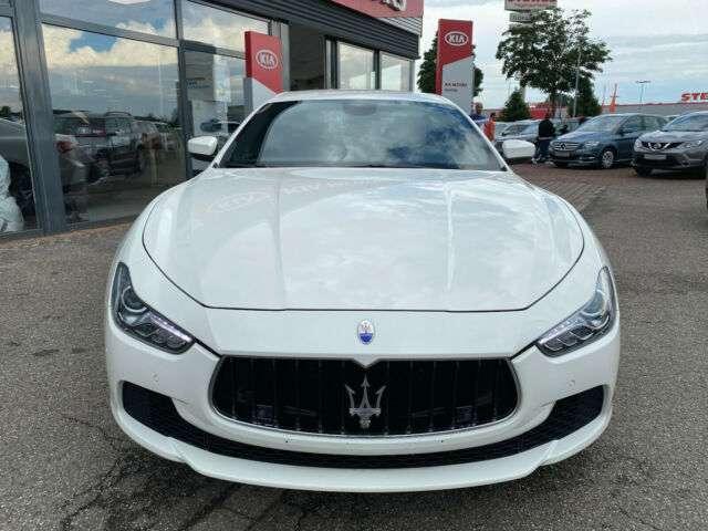 Maserati Ghibli 3.0 V6 Diesel 275HP