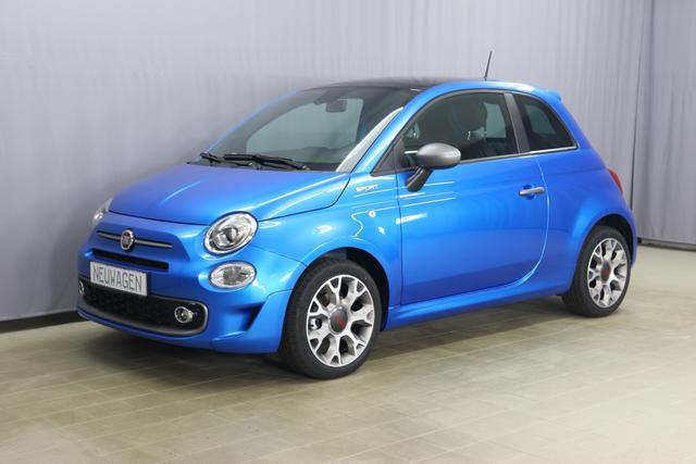 Fiat 500 Sport UVP 21.260 Euro 1.0 GSE 51kW 69PS, ...