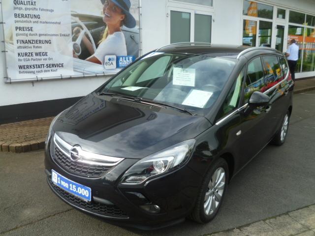 Opel Zafira Tourer 2.0 CDTI *Navi*Xenon*LM*Klima*Tempo*