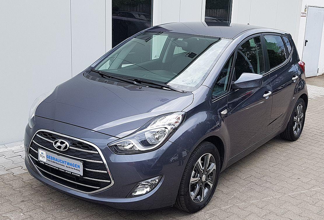 Hyundai ix20 Space 1.6 i Klima*PDC*Sitz&Lenkhzg