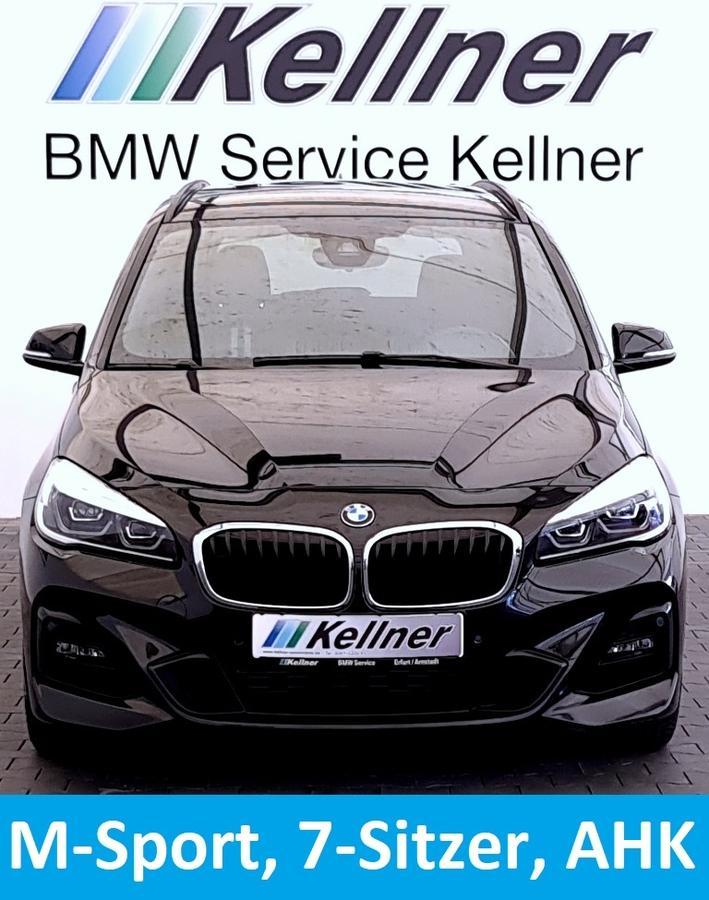 BMW 218 Gran Tourer i M Sport Aut. 7-Sitzer AHK Navi LED-SW
