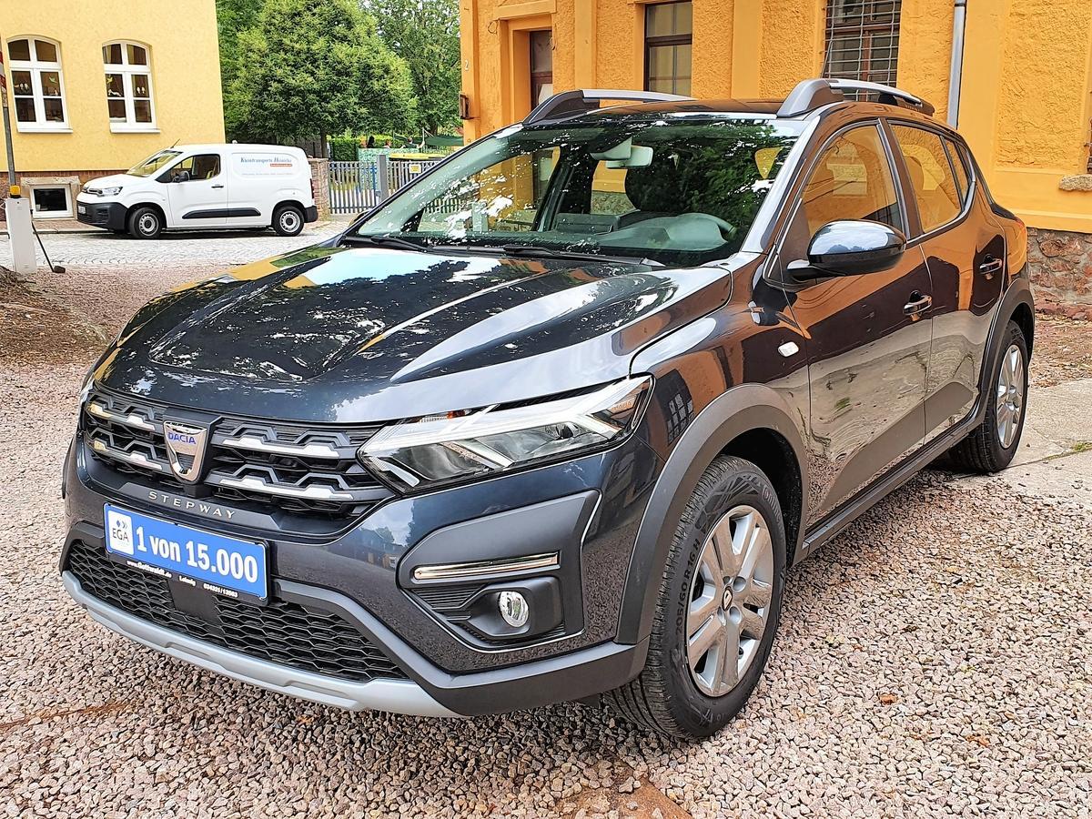 Dacia Sandero Stepway TCe 100 ECO-G Comfort