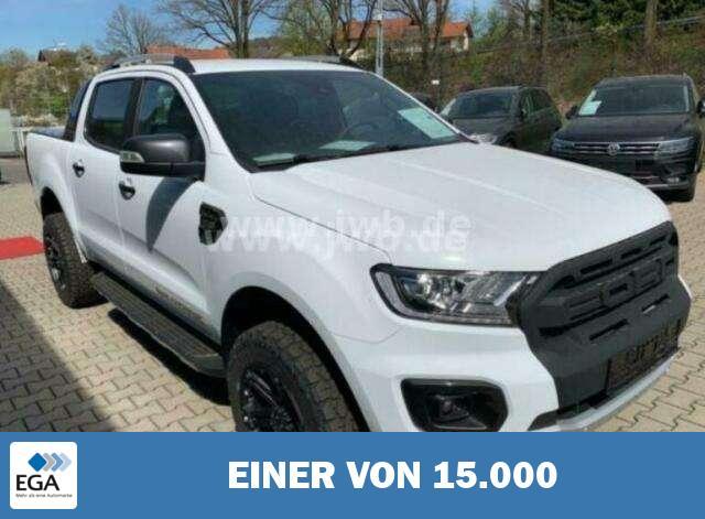 Ford Ranger Wildtrak 2,0 Xenon Rollo Np56t ACC Lager -32% PP