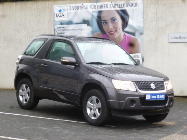 Suzuki Grand Vitara 1.6 City - Allrad - Kl.autom. - 1.Hand - Garan
