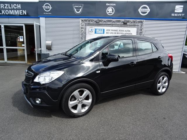 Opel Mokka 1.6 ecoFLEX ENJOY KLIMA*NAVI*BTH*PTS*ALU