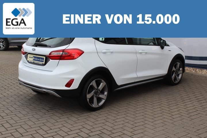 Ford Fiesta 1.0 EcoBoost Active SHZ/17-Zoll/App-Link/PDC/Tempomat