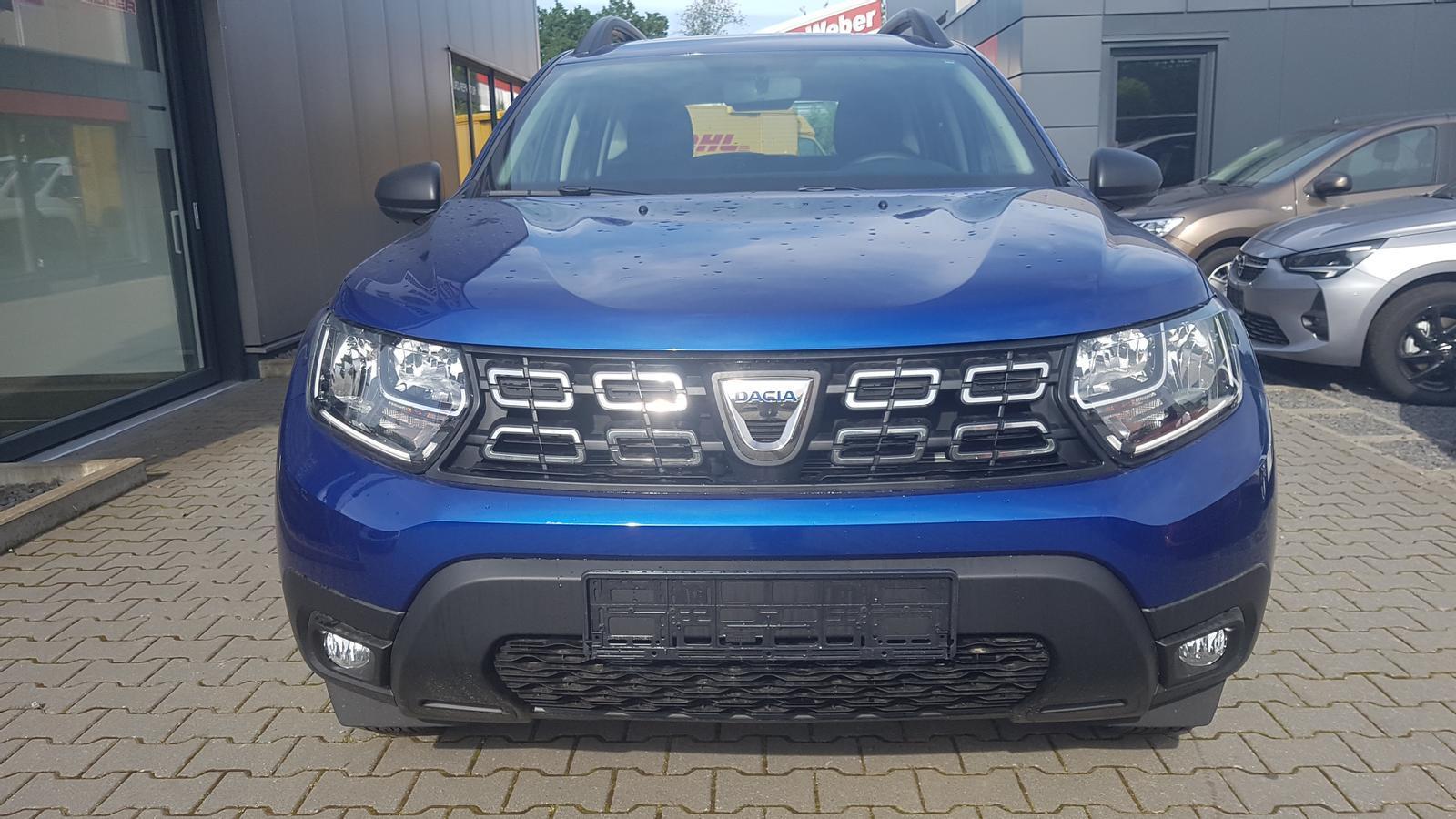 Dacia Duster Diesel 4WD Klima*Bluetooth*ZV-Funk*PDC