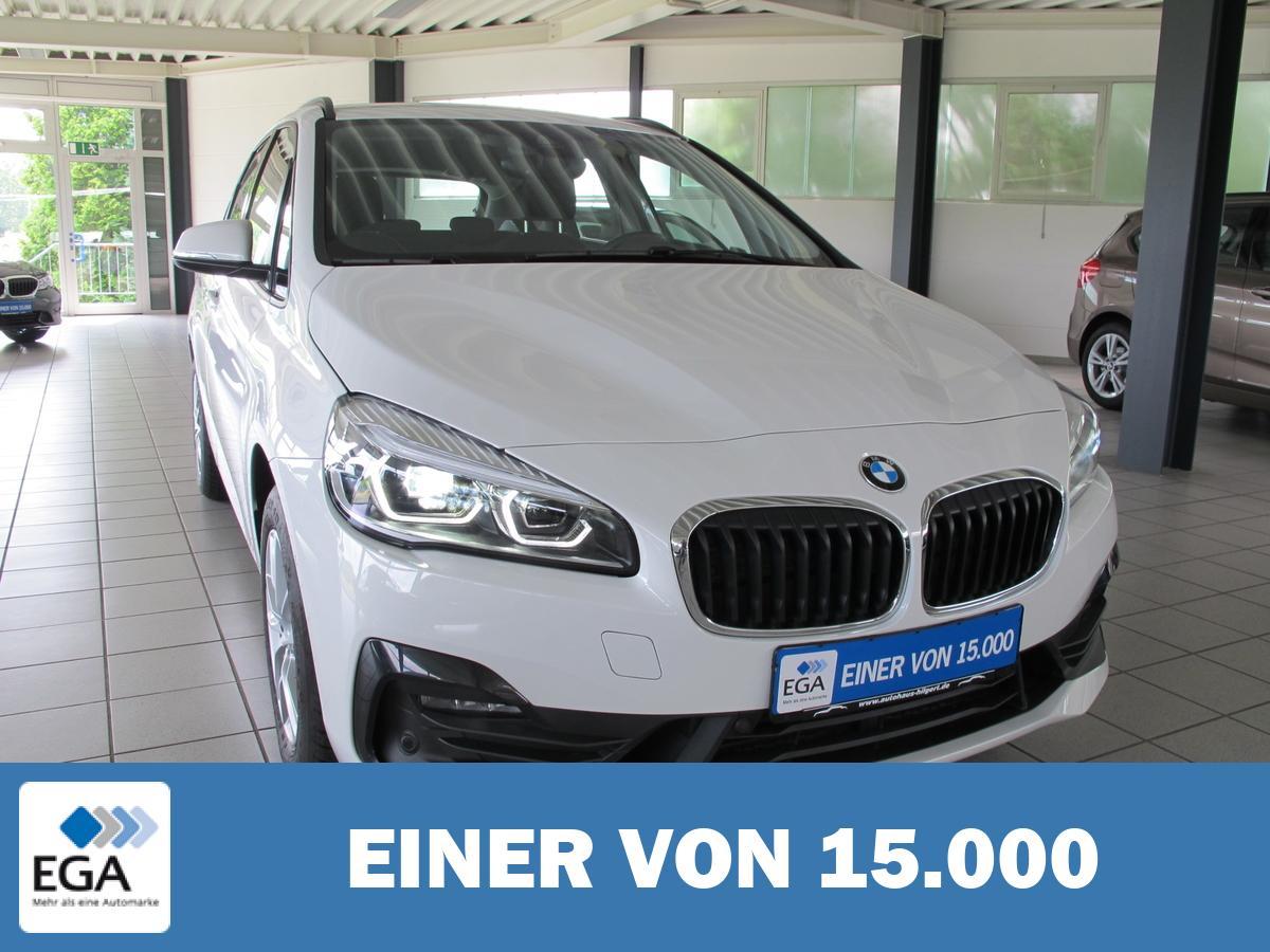 BMW 218 Active Tourer*Advantage * AHK*