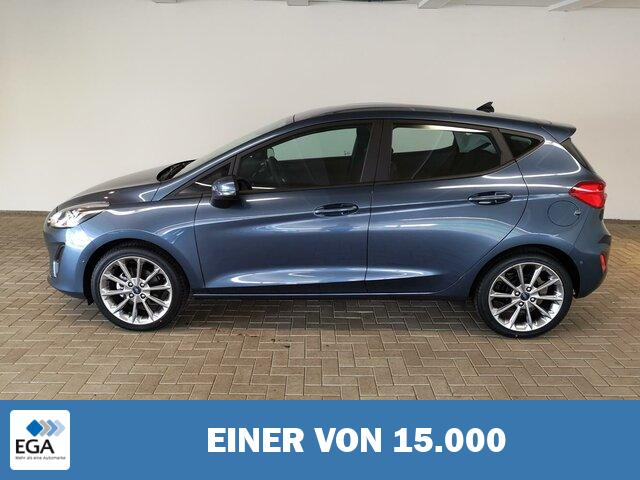 FORD FIESTA COOL & CONNECT WINTER-PAKET / PARKASSIST/ PDC/ ALU