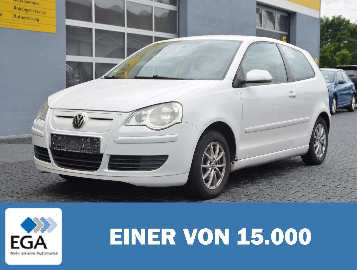 Volkswagen Polo 1.4 TDI 8-FACH AHK-ABNH SHZ KLIMA 2-HAND