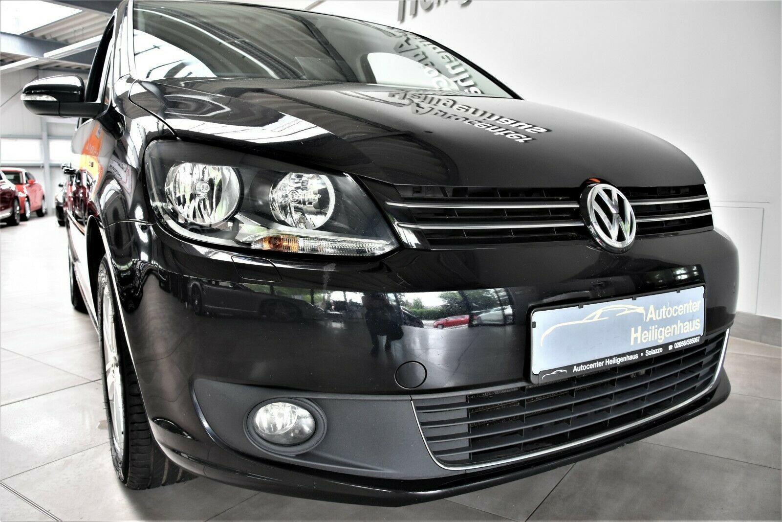 VW Touran 1.4 TSI Match Klima Sitzheizung Tempo PDC