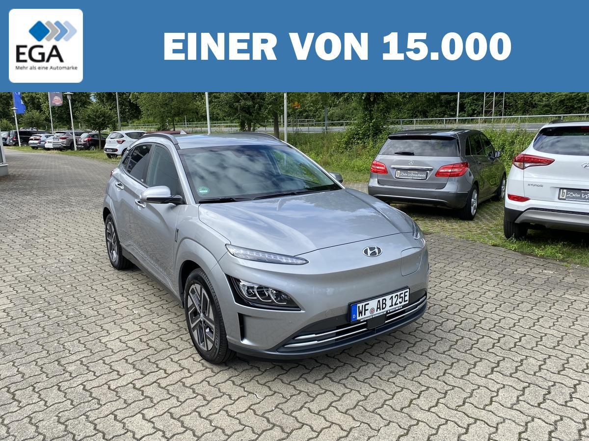 Hyundai Kona Elektro TREND-Paket, Navi+Bluetooth+DAB+Klima