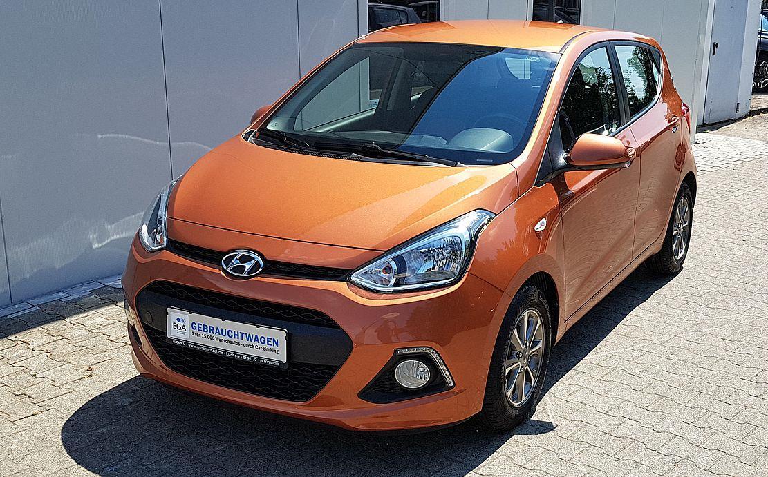 Hyundai i10 Trend 1.2 i Klima*Alu*Sitz&Lenkhzg