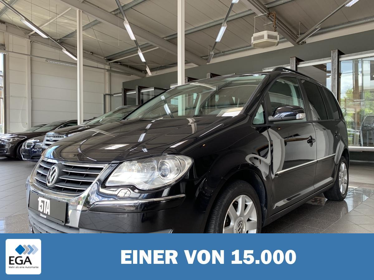 Volkswagen Touran 1.4 TSI Highline Bi-Xenon Temp. PDC Standheizung