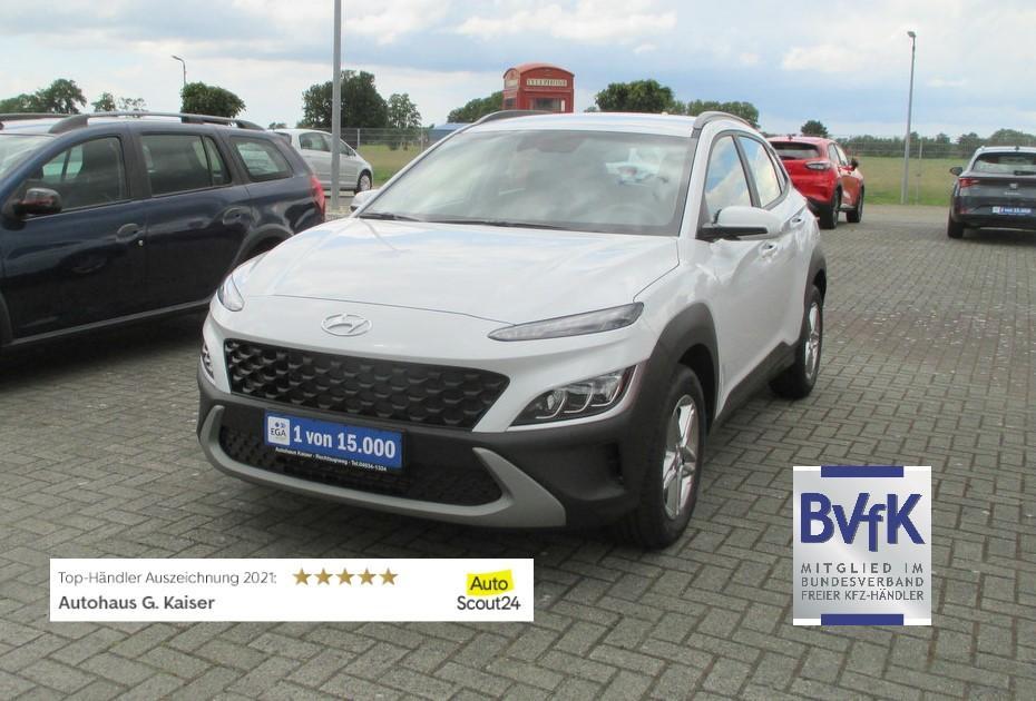 Hyundai Kona 1.0T-GDI MT Premium LED Scheinwerfer - DAB - Tempomat - Sitzheizung