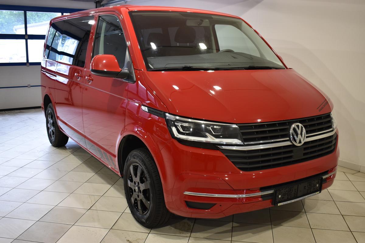 Volkswagen T6 Kombi T6.1 2.0TDI 8-Sitzer LED GARANTIE 11/23