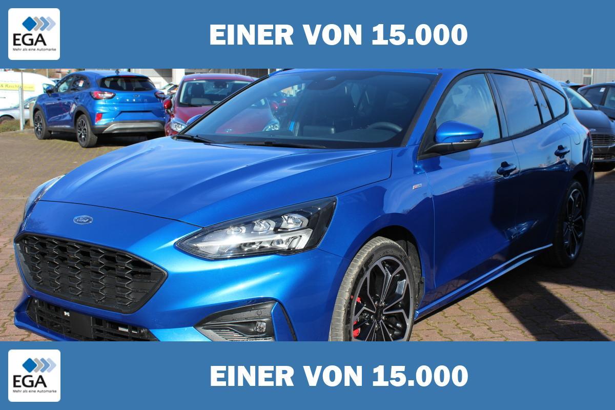 Ford Focus ST Line X 1,5 182PS Autom. LED 3J. Garantie