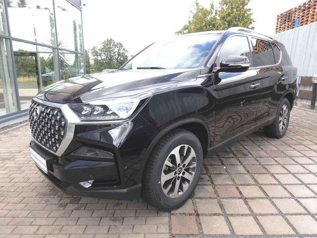 SsangYong REXTON Rexton 2.2 e-XDi 220 4WD Aut. Quartz (YK)