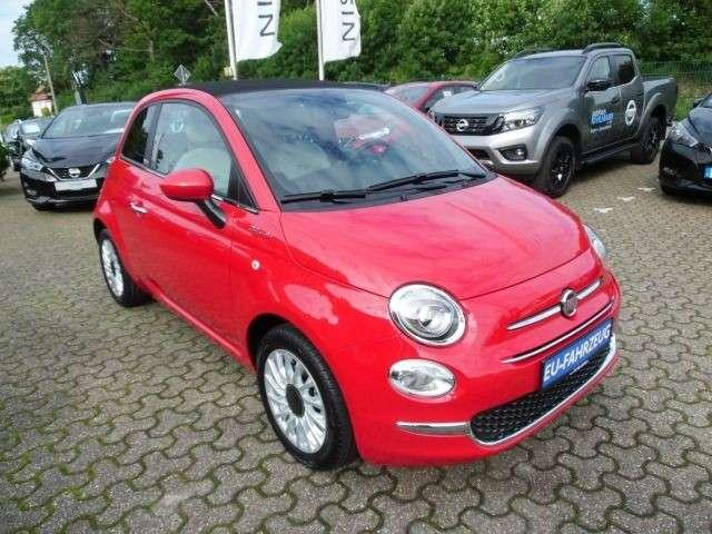 Fiat 500C 1.0 GSE Hybrid Dolcevita AC,PDC,Tempomat,EU