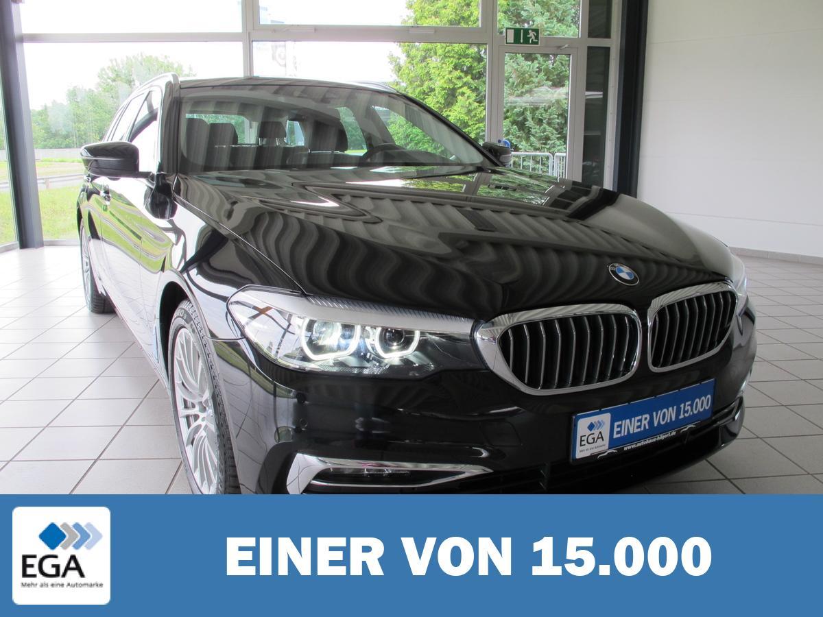 BMW 520d touring,Mild Hybrid,Luxury-Line,AHK,Komforts.,LED