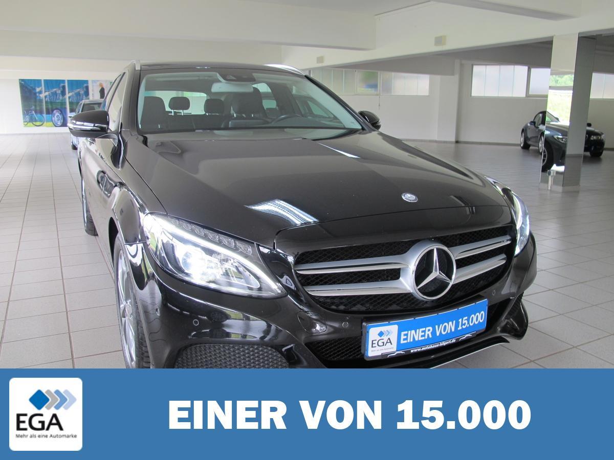 Mercedes-Benz C 180 T-Modell,Avantgarde,Autom.,Navi.,LED,Sitzh.,PDC