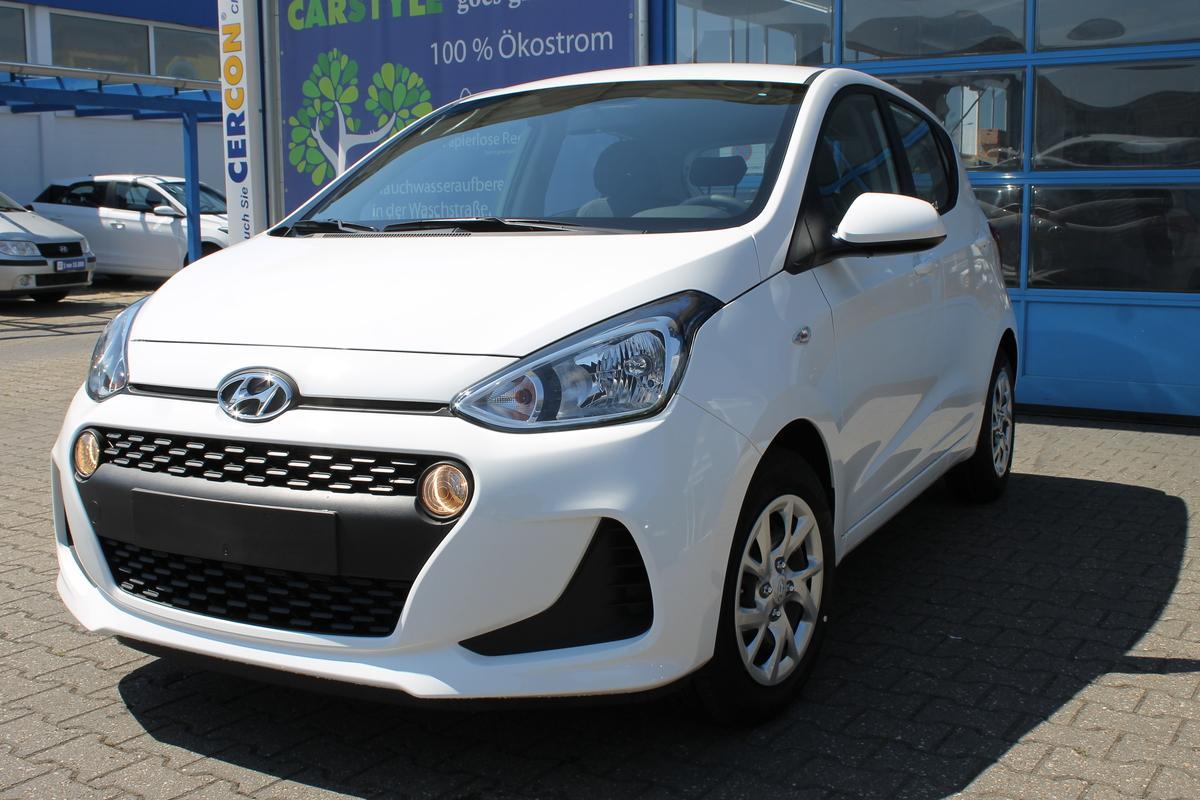 Hyundai i10 1.2 Mod2019 NAVI ALU14 SHZ PDC BLTH CARPLAY TEMPOMAT