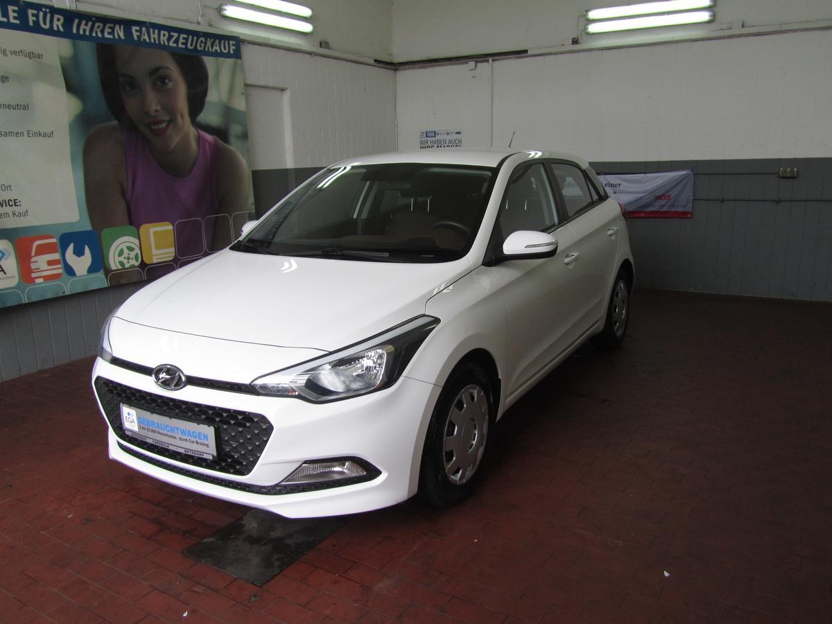 Hyundai i20 Classic 1.2 +Klima+5-Türig