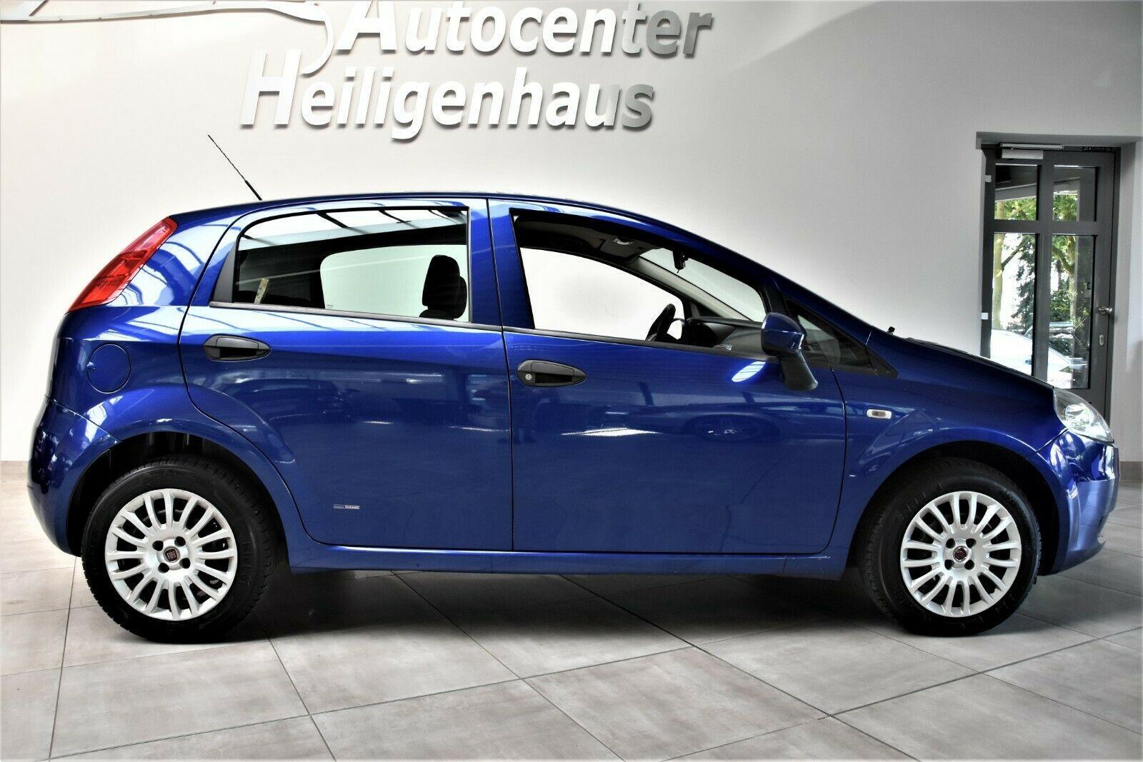 FIAT Grande Punto 1.4 Active Klima CityLenk E Fenster