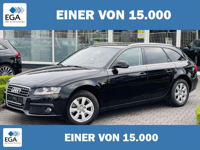 Audi A4 2,0 TSFI AMBIENTE, MMI, PTS, AHK abn., Sitzheizung