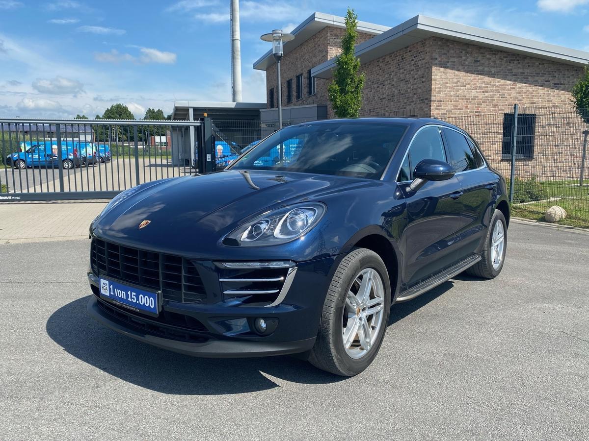 Porsche Macan S Diesel,AHK,Pano,Xenon,Trittbrett, Sportsitze