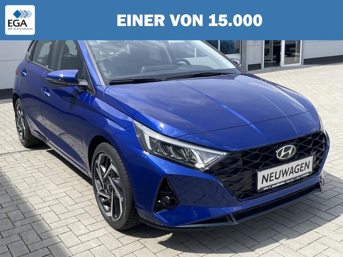 Hyundai i20 1.0 T-GDI Intro Edition*Pluspaket*