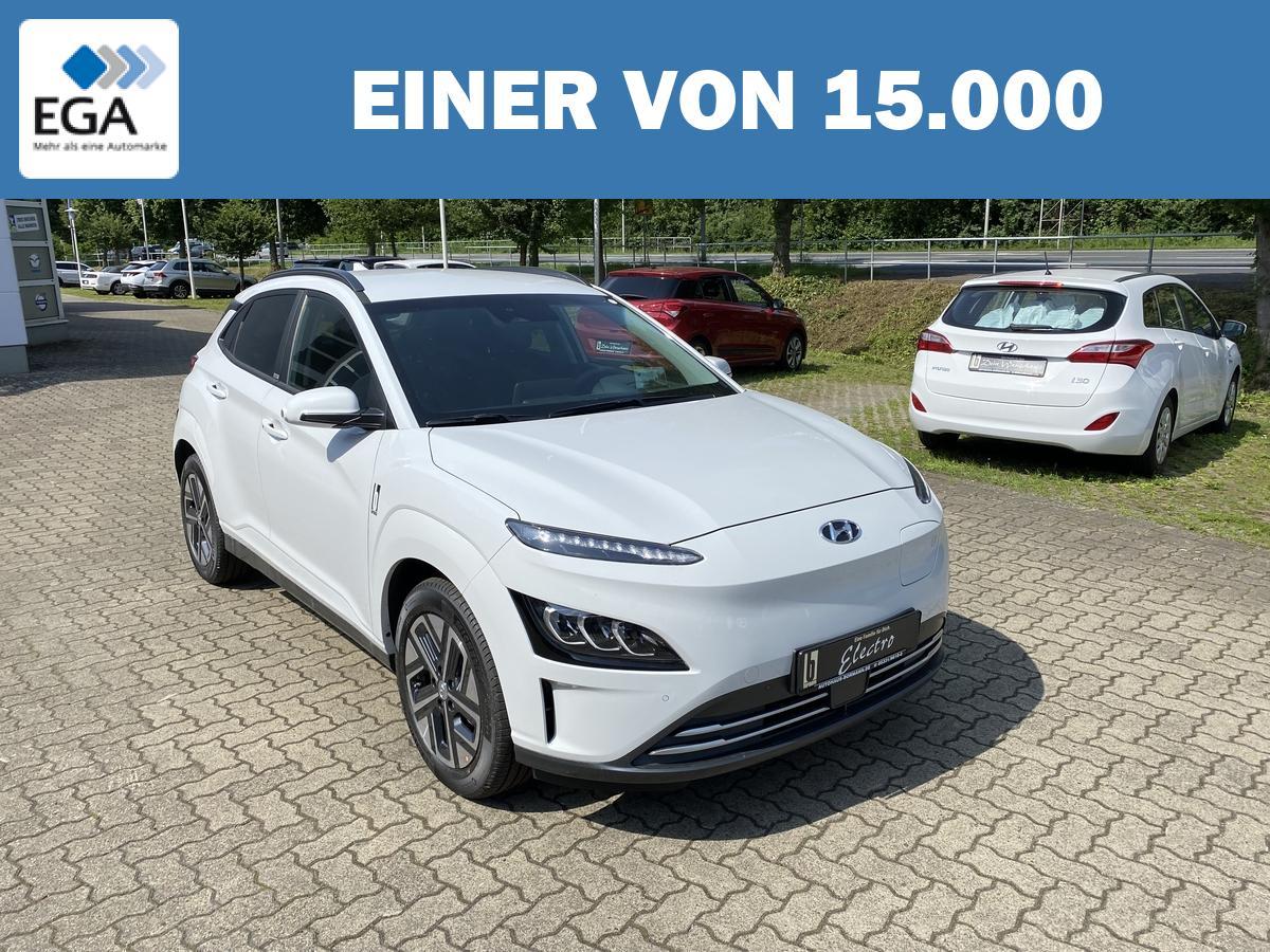Hyundai Kona Elektro TREND Klima+Bluetooth+FCA+Start/Stop+11kW