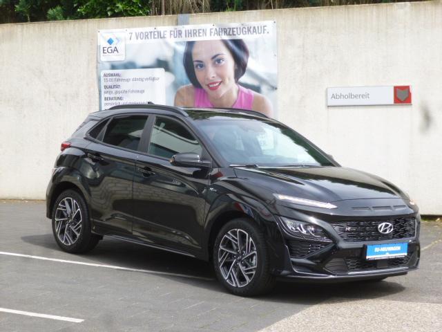 Hyundai Kona 1.6 T-GDI N-Line - Navi - Leder - S.Dach - Krell -
