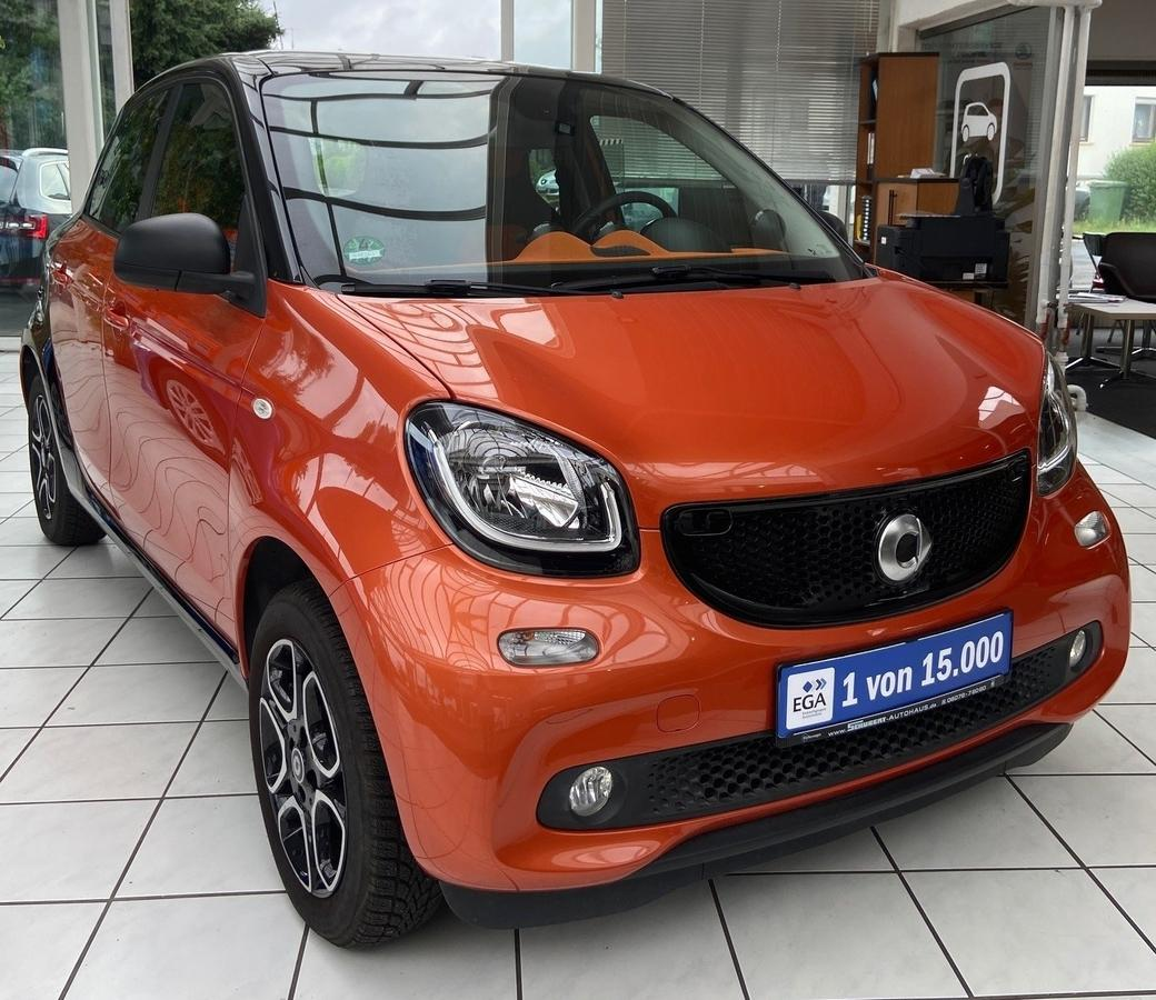 Smart ForFour forfour passion (66kW)