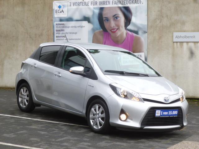 Toyota Yaris 1.5 VVTi Hybrid Edition - Kl.autom. - R.Kam - T.omat