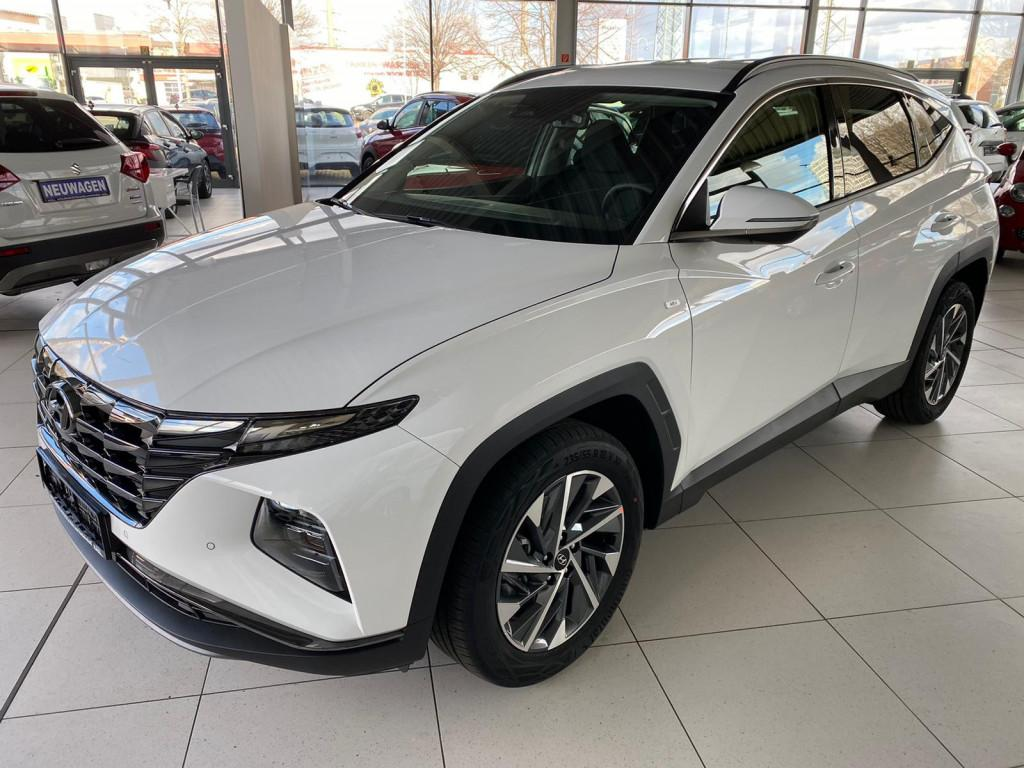 Hyundai Tucson 1.6 T-GDI 48V *SONDERZINS ab 0,89%**7AT*Navi*Klimaauto*Smartkey*PDC+R.Cam