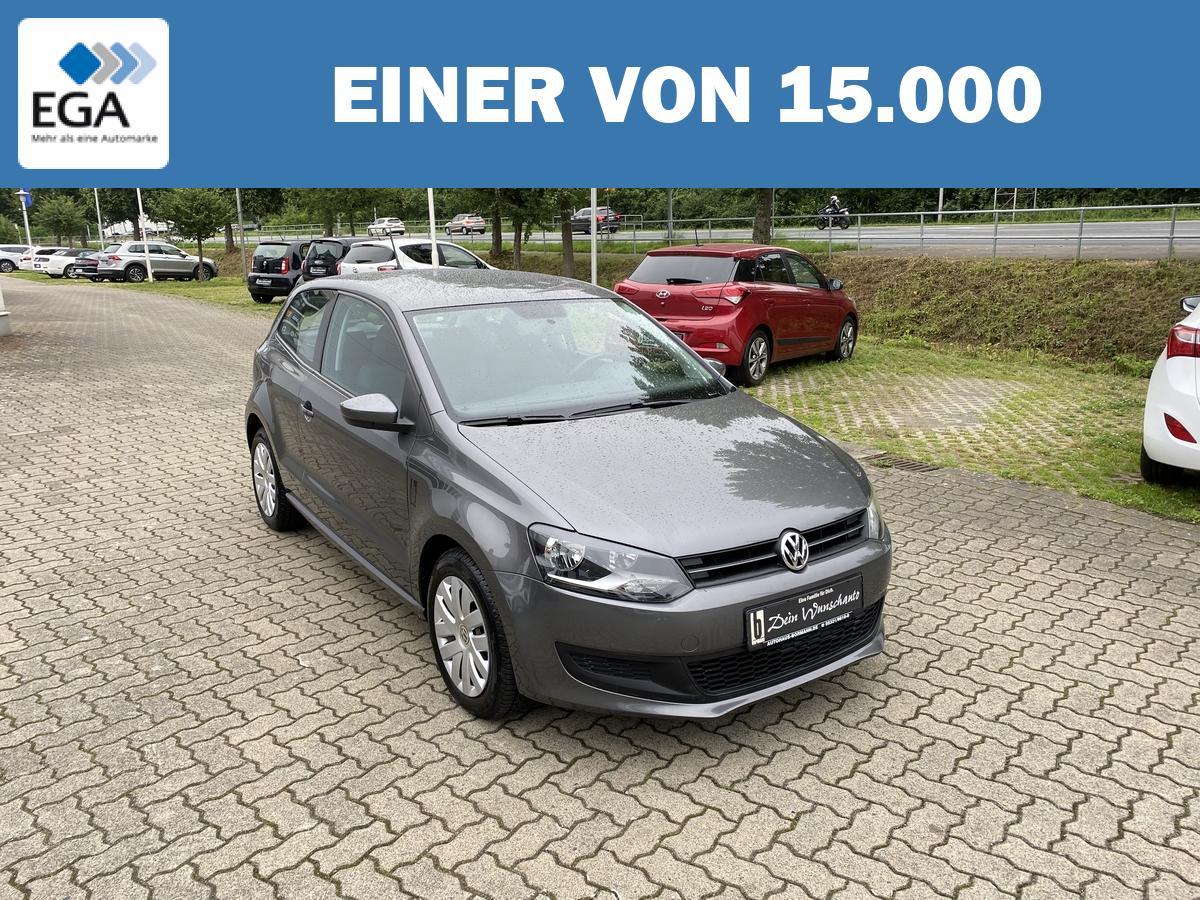 Volkswagen Polo 1.2 Sitzheizung+ Einparkhilfe hinten+ Klimaautomatik