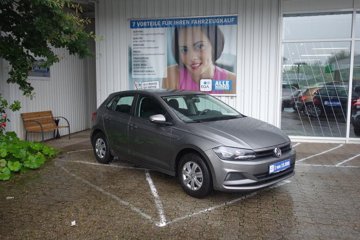 Volkswagen Polo 1.0 KLIMA*FRONT ASSIST*BTH*FB-ZV*EFH*CONNECTIVITY*