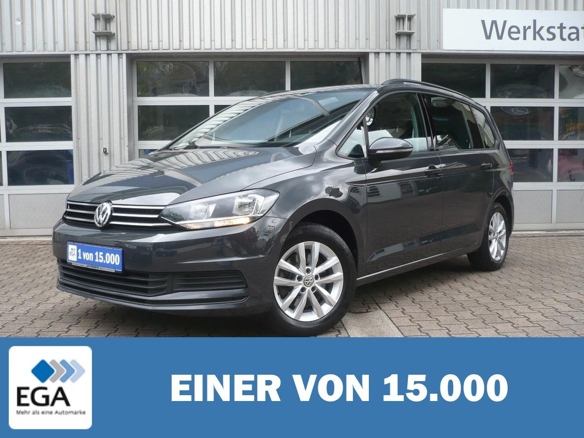 Volkswagen Touran 1.2 TSI BMT Comfortline - AHK/ Navi/ Freispr./ Klimaa