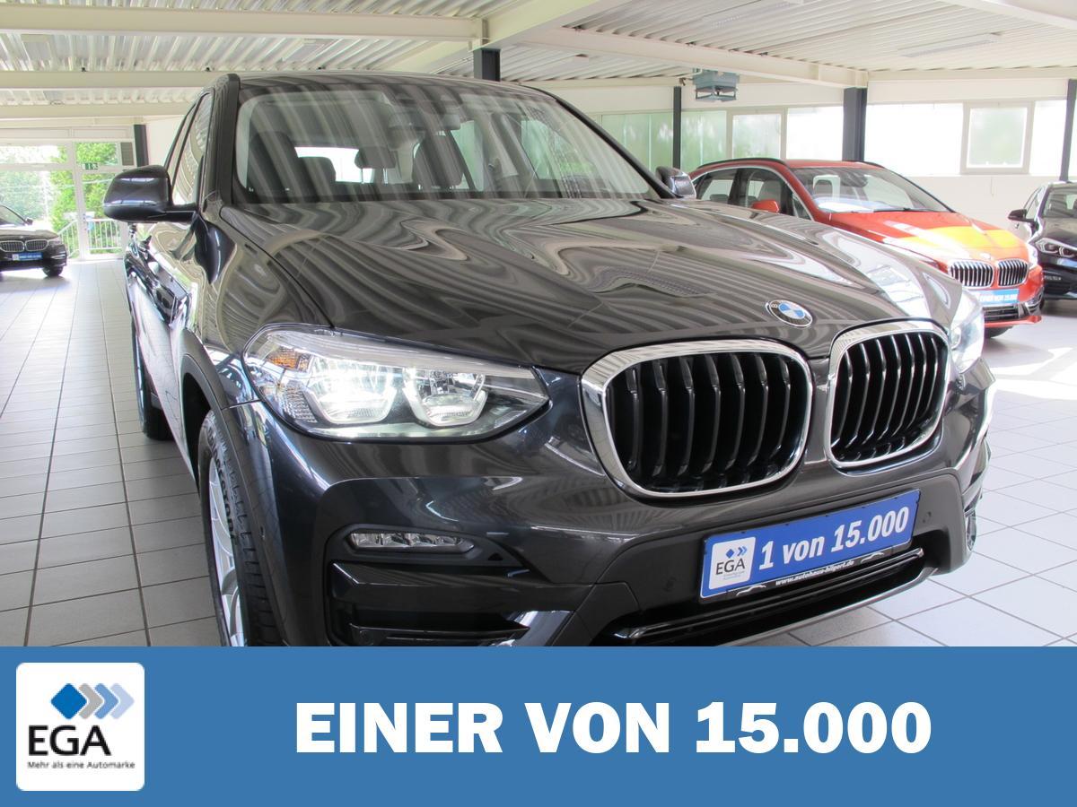 BMW X3xDrive20d,Advantage,AHK,LED,PDC,Kamera,Navi.