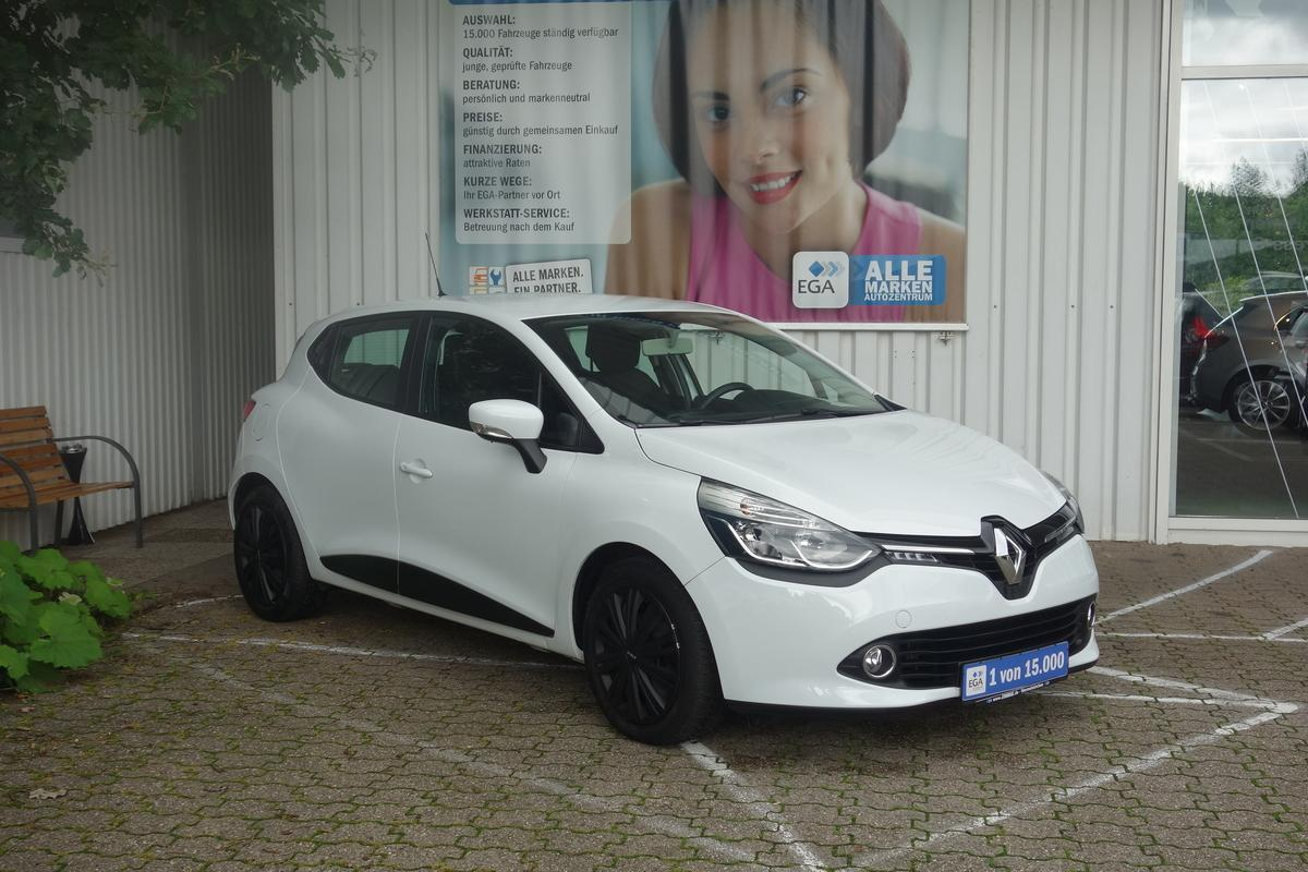 Renault Clio IV  52 TKM !!!NAVI*ALLWETTER*KLIMA*BLUETOOTH*GEPFLEGT