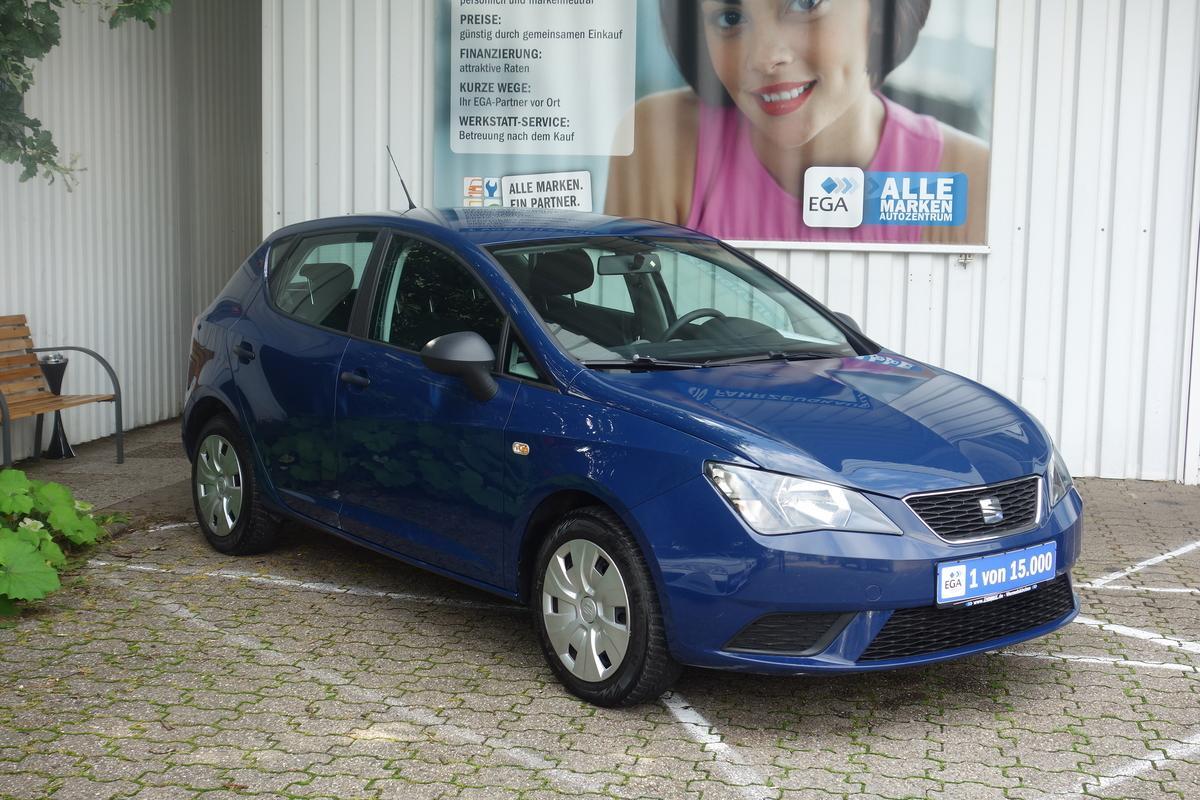 Seat Ibiza 1,2 TSI, REVERENCE KLIMA BLUETOOTH MFL