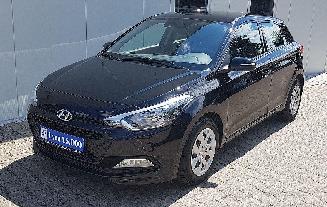 Hyundai i20 Trend 1.4 CDRI Klima*PDC*Sitz&Lenkhzg