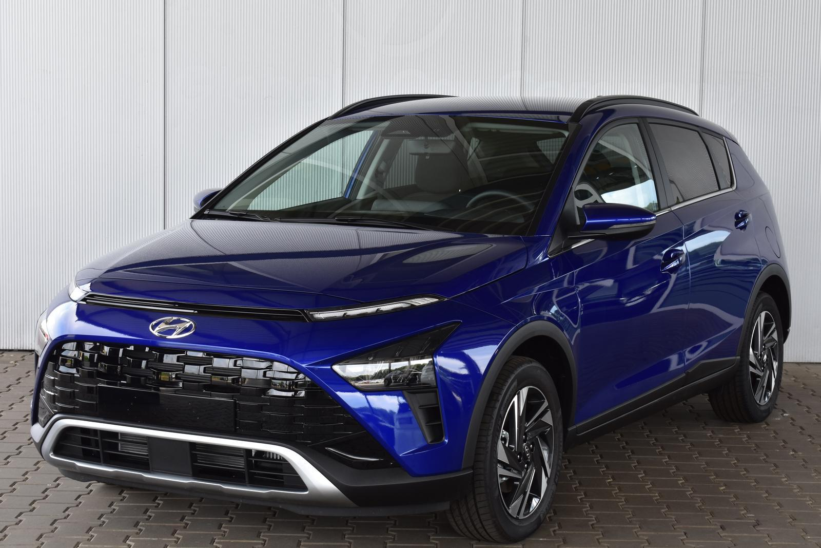 Hyundai Bayon 1.0 DESIGN COOL DCT AUTOM*VIRTUAL COCKPIT*CAR-PLAY