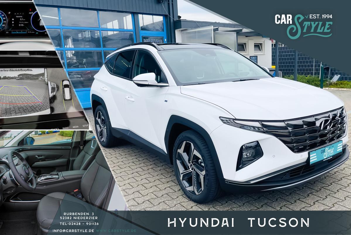 Hyundai Tucson 1.6 T MJ21 M.Hybrid Navi Klimaauto. SHZ R.Cam SOFORT