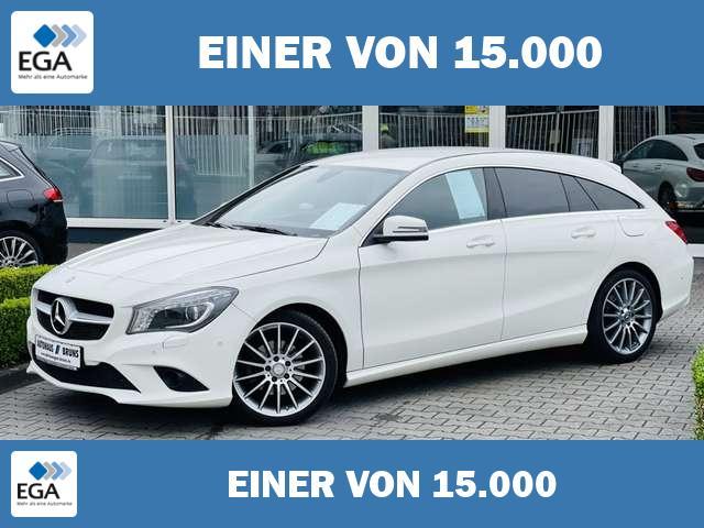 Mercedes-Benz CLA 180 Bi-Xenon, EasyPack, Navi, PTS, KeylessGo, RFK, AHK