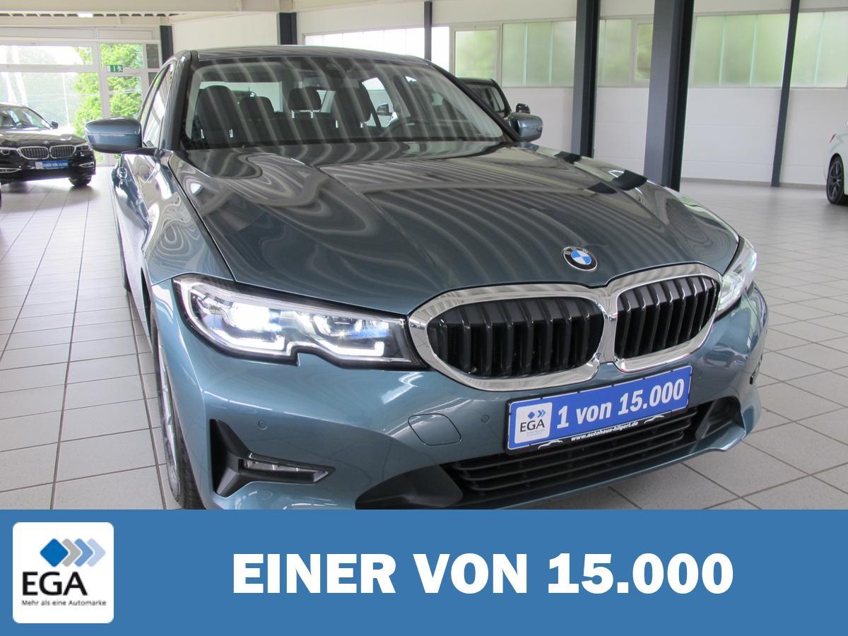 BMW 320d Mild Hybrid *Navi.,LED,PDC,Sitzh.,Bluetooth*