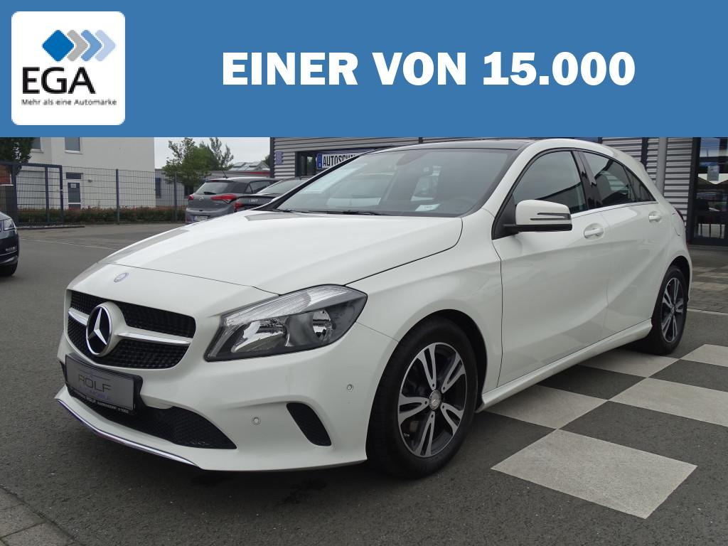 Mercedes-Benz A 180  Style   Panorama   Navi   Tempomat   PDC