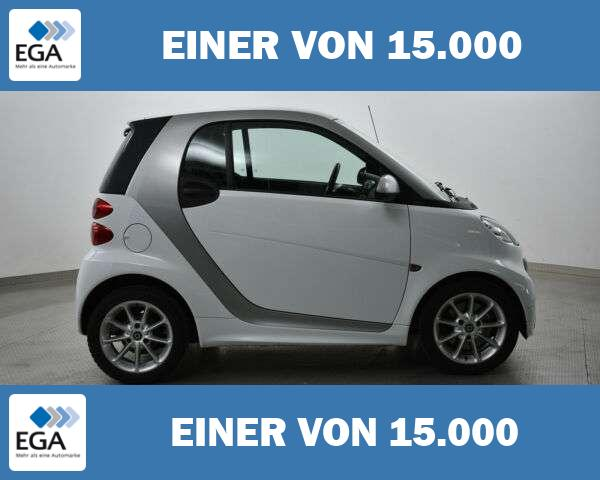 smart forTwo Fortwo Coupe Aut. PANORAMA+KLIMA+SHZ+PDC+ALU